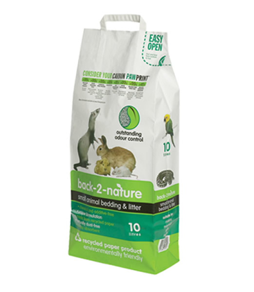 Back-2-Nature bedding 10 ltr