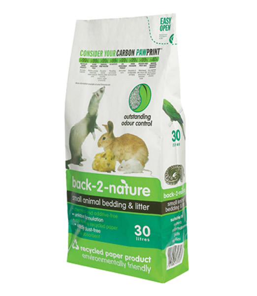 Back-2-Nature bedding 30 ltr