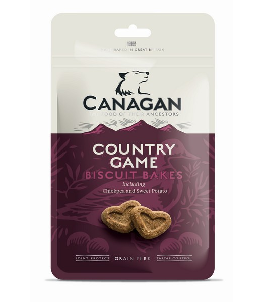 Canagan Hondenkoekjes Country Game 150 gr