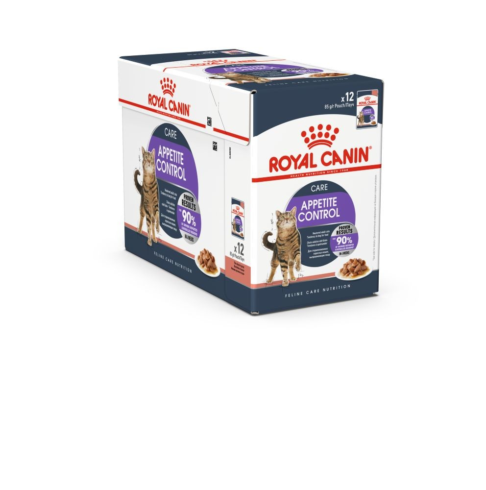 Royal Canin Appetite Control Care in Gravy 12x85gr