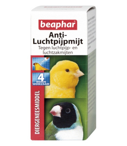 Anti Luchtpijpmijt 10 ml