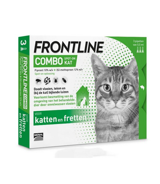 Frontline COMBO Cat 3 Pipet