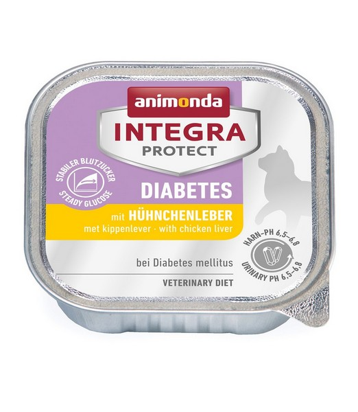 Integra Cat Diabetes Chickenliver