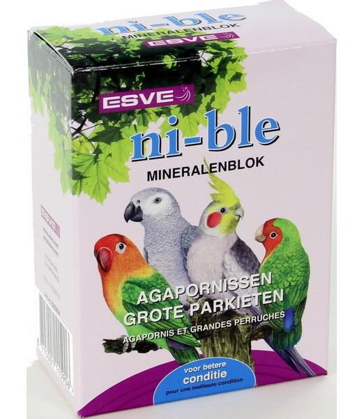 Nible Piksteen Grote prk/agapornis