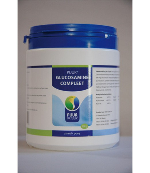 Puur Glucosamine compleet paard&pony