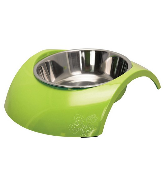 Rogz Bowlz Luna Small Lime