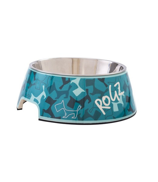 Rogz Bowlz Mint Dog Large