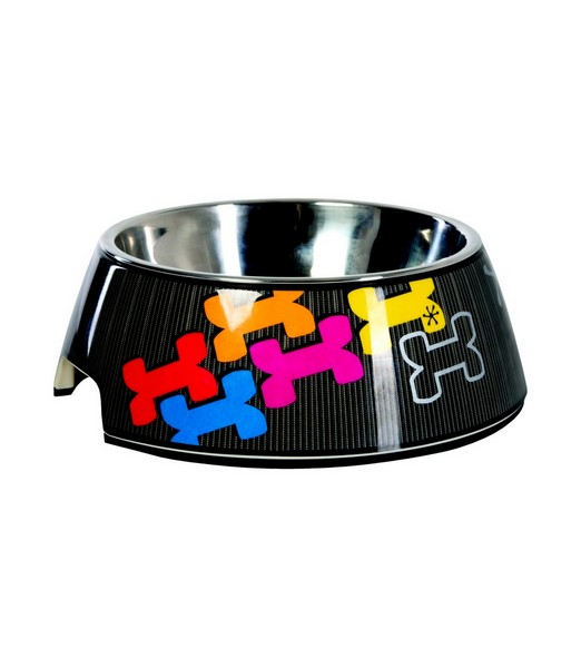 Rogz Bowlz Multi Bone Large