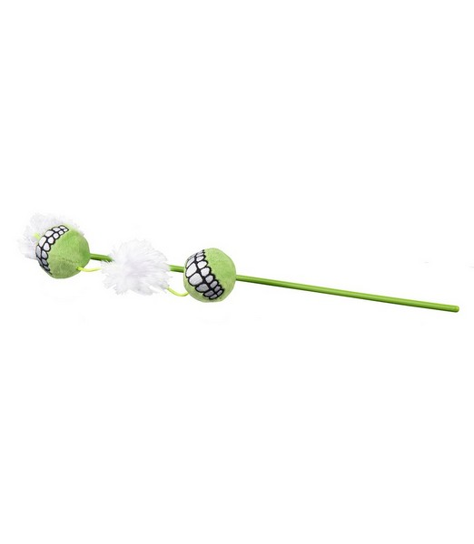 Rogz Catnip Ball Magic Stick Lime