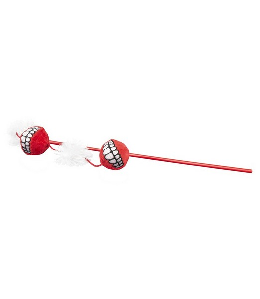 Rogz Catnip Ball Magic Stick Red