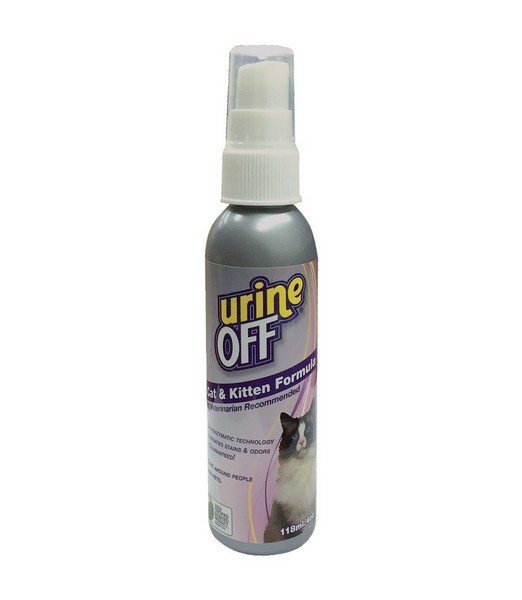Urine Off Cat & Kitten Formula 118 ml